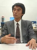 横浜市芸術文化振興財団 開発事業グループ長の藁谷さん