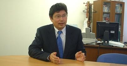 学校法人八洲学園理事長の和田公人さん