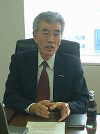 コカ・コーラ セントラル ジャパン取締役 常務執行役員の河合幸夫さん