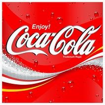 2003年にリニューアルしたコカ・コーラのロゴ