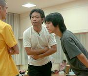 「自分自身の成長が嬉しい」と関谷さん(右)
