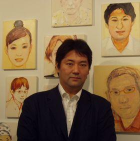 実行委員長の鈴木さん