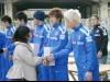 「サッカーを愛する人にできること」 横浜F・マリノスとNPO法人ハマトラの復興支援