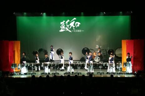 「鼓和-core-」自主公演