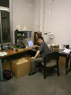 「NPO法人横浜コミュニティデザイン・ラボ」の事務所も入居