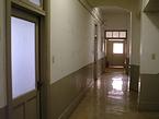 北仲WHITEの廊下