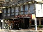 日本最初のバーの跡地にあるレストラン「かをり」