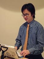 「Creative Cluster」理事長の岡田智博氏