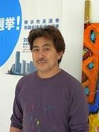 アーティストのロコサトシさん
