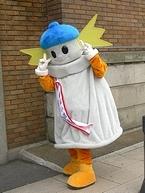 横浜市選挙管理員会のマスコット「イコットちゃん」