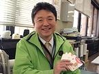 中区総務課統計選挙係の杉山昇太氏