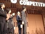 横濱ジャズプロムナードジャズ・コンペティションでグランプリに輝いた海野雅威氏