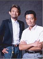 特別審査員を務める中田宏横浜市長と高城剛氏
