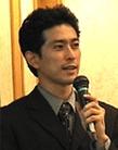 ホームページリニューアルセンターの飯野氏