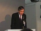 横浜市文化芸術都市創造事業本部の川口良一本部長