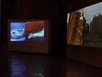 北京電影学院ニューメディアアート科のインスタレーション