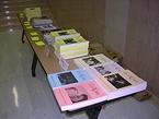 毎年発行している映画祭のパンフレット