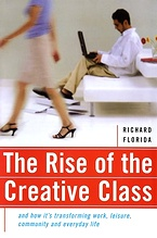リチャード・フロリダ著『The Rise of the Creative Class』