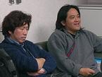 NPO法人横浜アートプロジェクト理事長の榎田竜路氏とデジタルキャンプ!代表の渡部健司氏