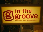 「in the groove」