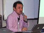 産能短大兼任講師でイーパーツ常務理事の会田和弘さん