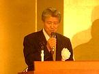 日本ジャンボー会長で、万葉倶楽部社長の高橋弘氏