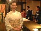 オープニングセレモニーに訪れた2000年ミス日本の天川紗織さん