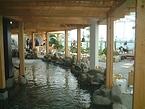 露天風呂(熱海温泉)