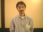アクト企画室 代表取締役の増渕正明さん