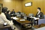 中田市長に協力を要請する実行委員会