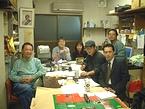 フェスティバル実行委員会のメンバーたち