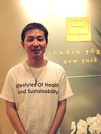 studio yoggy横浜の桑原周マネージャー