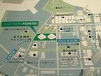 M.M.TOWERS FORESISの全体図