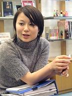 横浜観光コンベンション・ビューローの斉藤さん