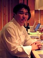 オーナーシェフの飯笹光男さん
