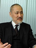 近沢レース店代表取締役の近澤弘明氏