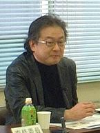 推進委員会委員長の北沢猛氏