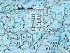 横浜の街のイメージを大胆な絵で表現した「ヨコハマヨイトコ」