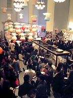 「食と現代美術展 part2 -美食同源」の「BankART Market」